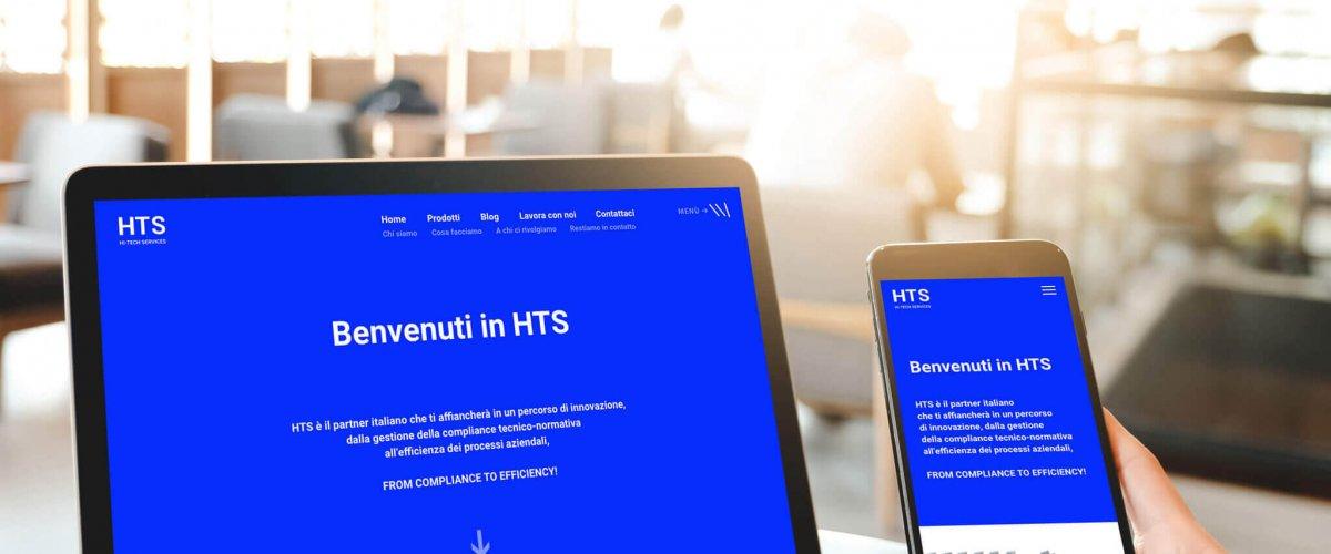 Nuovo anno, nuovo sito per HTS